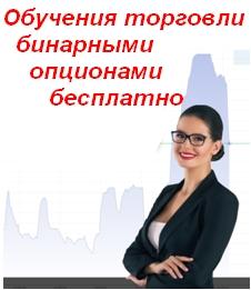 Обучения торговли бинарными опционами