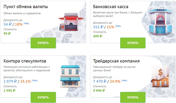 Компаний в Russia-Invest